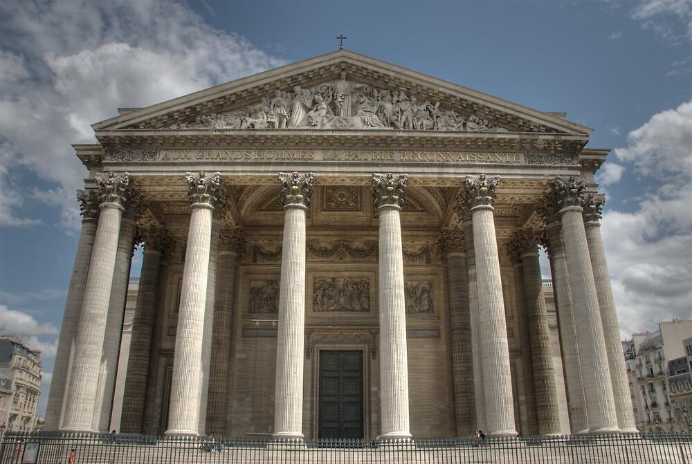 Panthéon by Craig Goldsmith