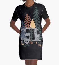 Wild Airstream... Graphic T-Shirt Dress