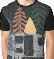 Wild Airstream... Graphic T-Shirt