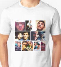Zane and Heath Tattoo Inspired Design Unisex T-Shirt