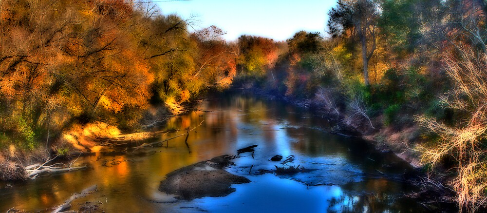 By the River by Chris Marshburn
