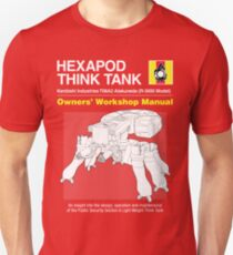 It's a tank! Unisex T-Shirt