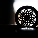 Pocket Watch Silhouette  by lucindaD