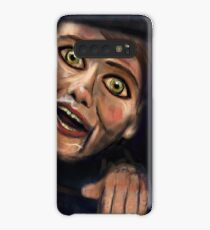 automatonophobia - living dummy Case/Skin for Samsung Galaxy