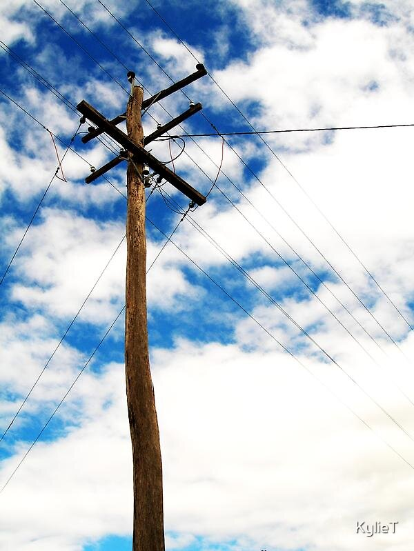 Telepole by KylieT
