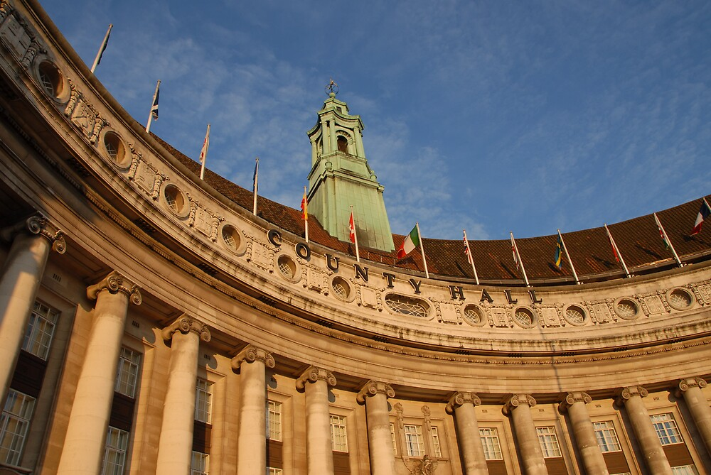 County Hall by Craig Goldsmith