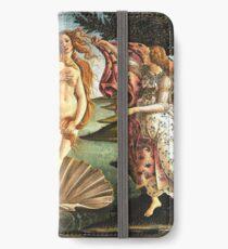 The Birth Of Venus iPhone Wallet/Case/Skin