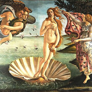 The Birth Of Venus by MerryPerry