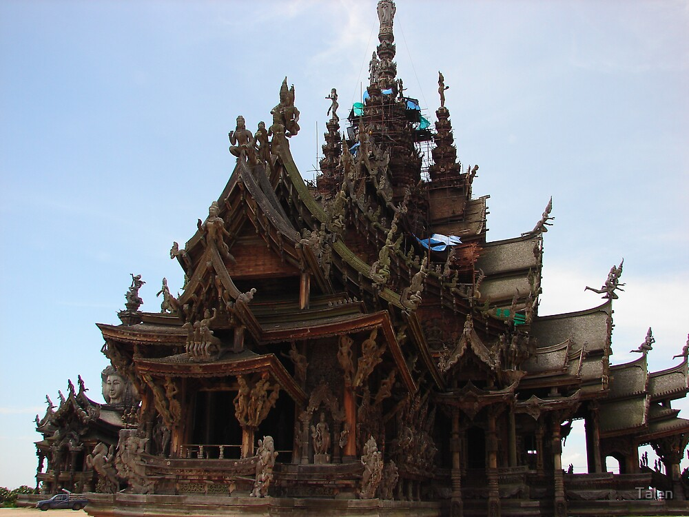 Sanctuary of Truth by Talen