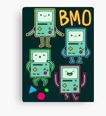 BMO Expressions Canvas Print