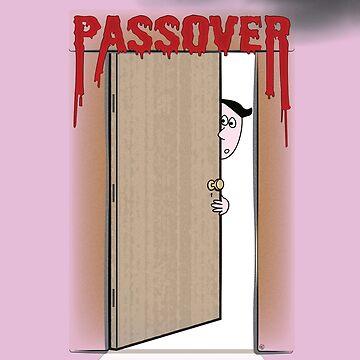 The Passover Door of Deliverance by SanfordStudio