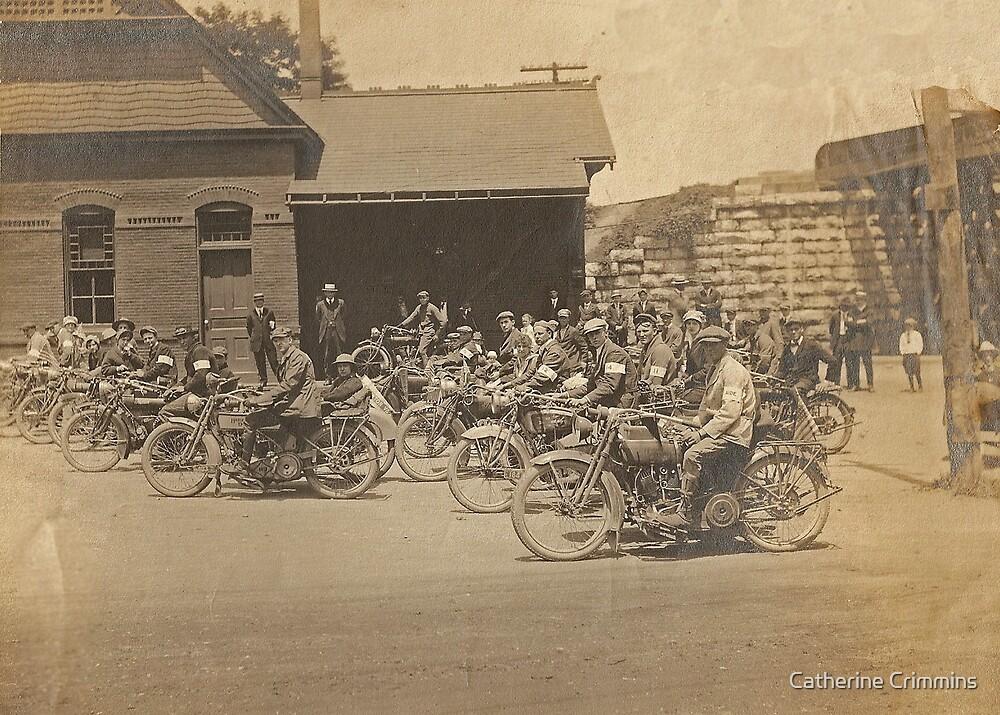 Harley Davidson by Catherine Crimmins