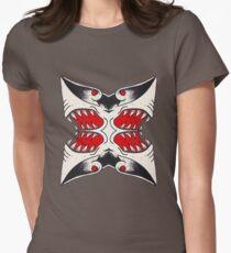 Mirrored Shark Attack T-Shirt