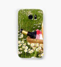 picnic basket Samsung Galaxy Case/Skin