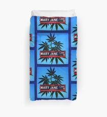 Mary Jane  Lane - 420 Duvet Cover