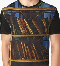 The Pastor's Bookshelf Graphic T-Shirt