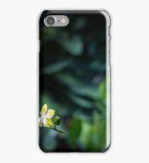 Orchids in the garden iPhone Case/Skin