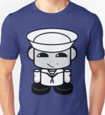 HERO'BOT Sailor Li Yi Slim Fit T-Shirt