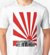 Freiheit Spaziergang GTR Unisex T-Shirt