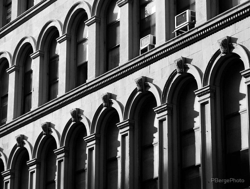 NYC Architecture 1 by PBergePhoto