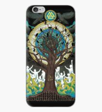 Ode to Odin iPhone Case