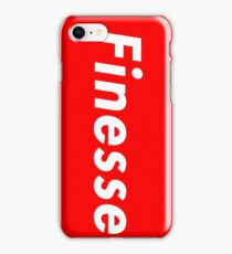 Finesse Box Logo | Phone Case iPhone Case/Skin