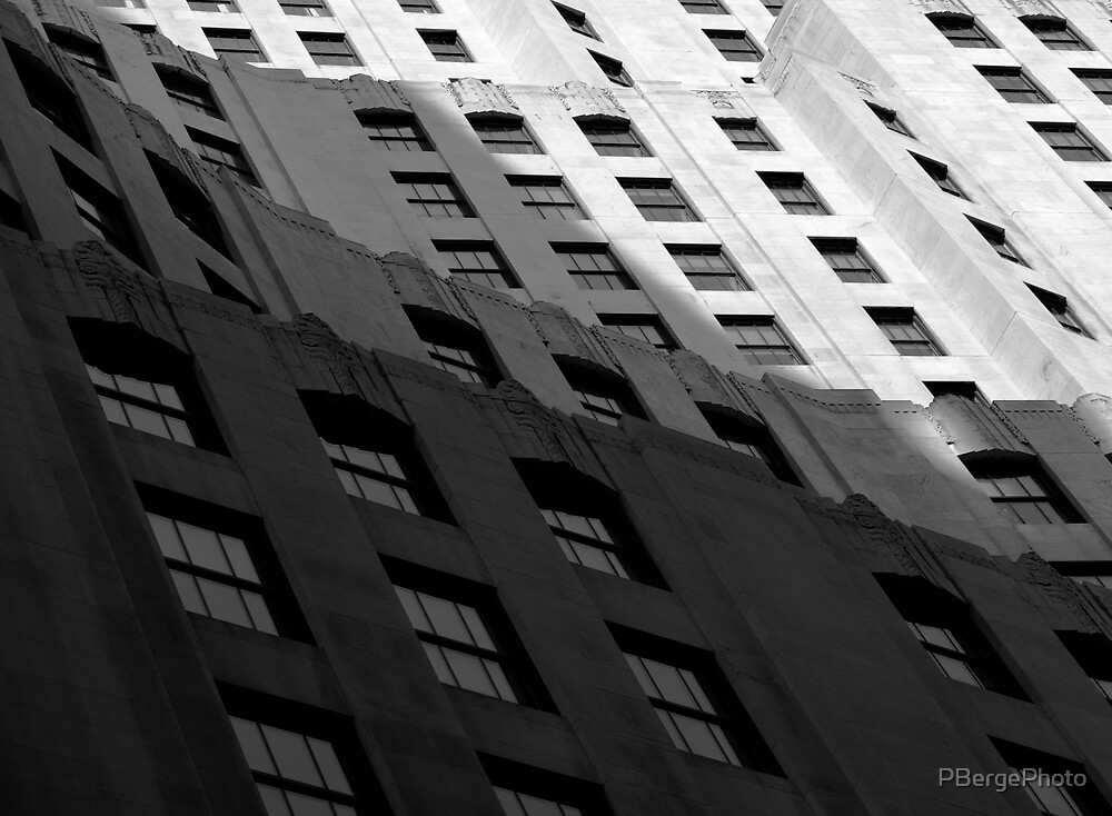 NYC Architecture 2 by PBergePhoto