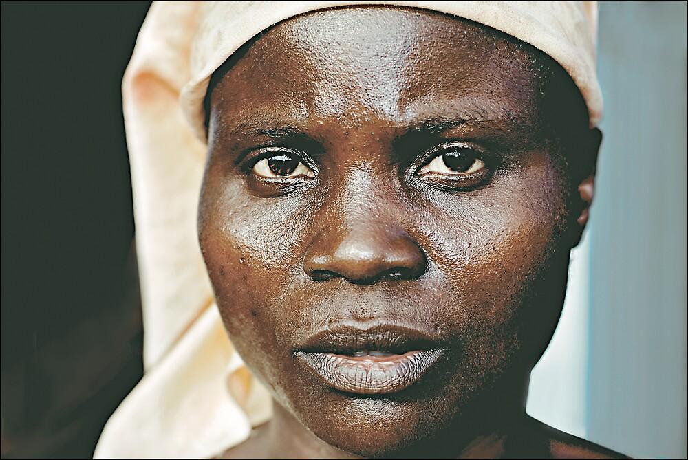 'Portrait of war' Southern Democratic Republic of Congo by Melinda Kerr