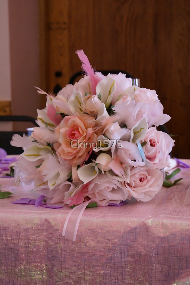 Wedding Flowers by Cking1575