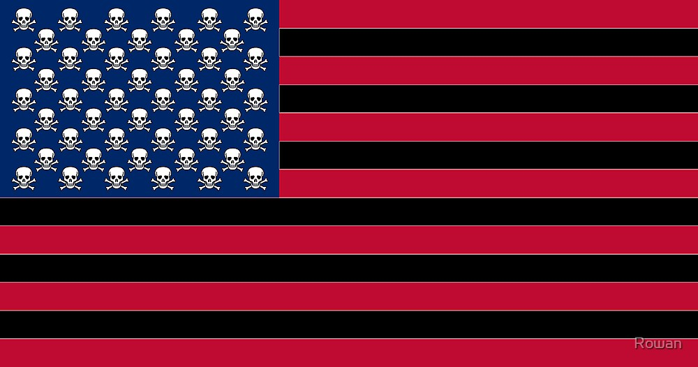 Imperial America by Rowan