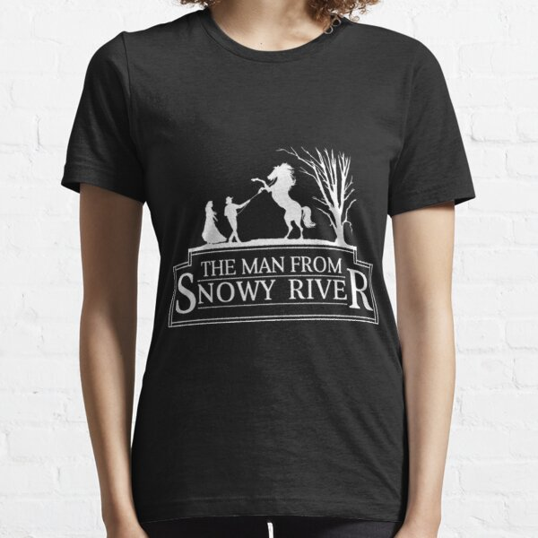 The Man from Snowy River Essential T-Shirt