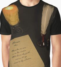 Pleasure by Voltaire Graphic T-Shirt