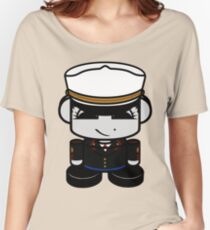 Marine HERO'BOT Toy Robot 2.0 Women's Relaxed Fit T-Shirt
