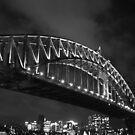 Harbour Bridge by Aaron Blackwell