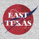 East Texas - Mars - NASA by EdwardDunning