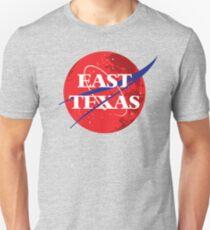 East Texas - Mars - NASA T-Shirt