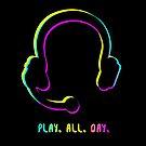 Play. All. Day. by Katie (Pockaru)