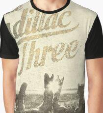 AK01 The Cadillac Three TOUR 2017 Graphic T-Shirt