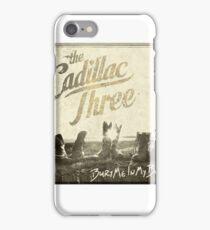 AK01 The Cadillac Three TOUR 2017 iPhone Case/Skin