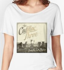 AK01 The Cadillac Three TOUR 2017 Women's Relaxed Fit T-Shirt