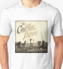 AK01 The Cadillac Three TOUR 2017 T-Shirt