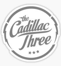 AK02 The Cadillac Three TOUR 2017 Sticker