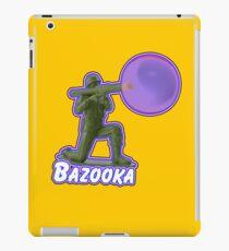 Bazooka iPad Case/Skin