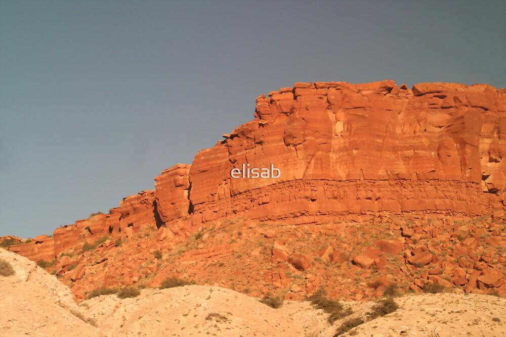 Red Rocks by elisab