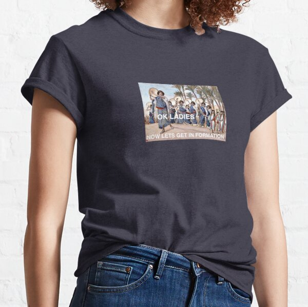 Timbrels in Formation Classic T-Shirt