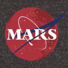 Mars - NASA by EdwardDunning