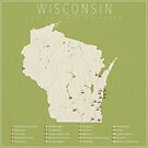 Wisconsin Golf Courses by FinlayMcNevin