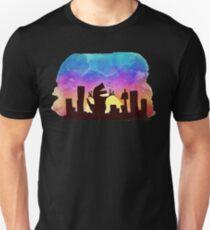 The beauty of a sunset Unisex T-Shirt