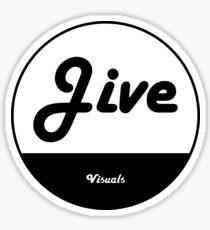 jive visuals Sticker