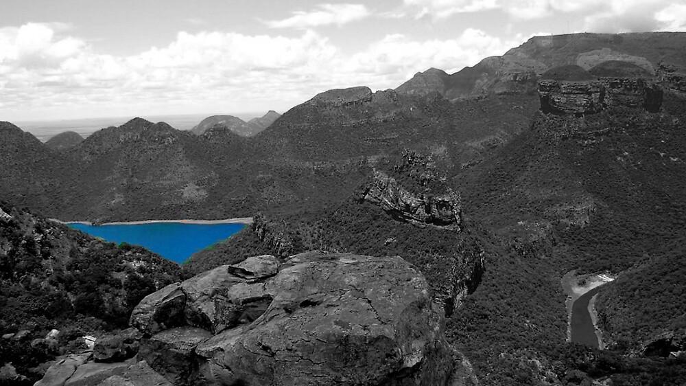Blyde River Canyon by Wazi